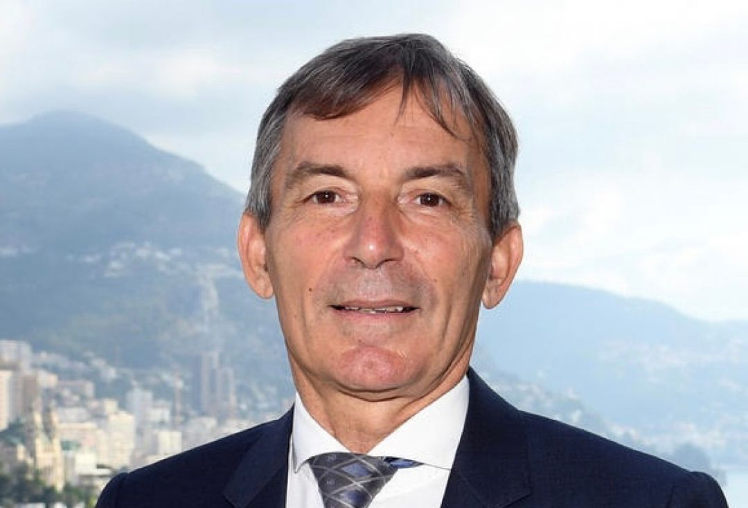 Monaco minister of social affairs and health, Didier Gamerdinger.