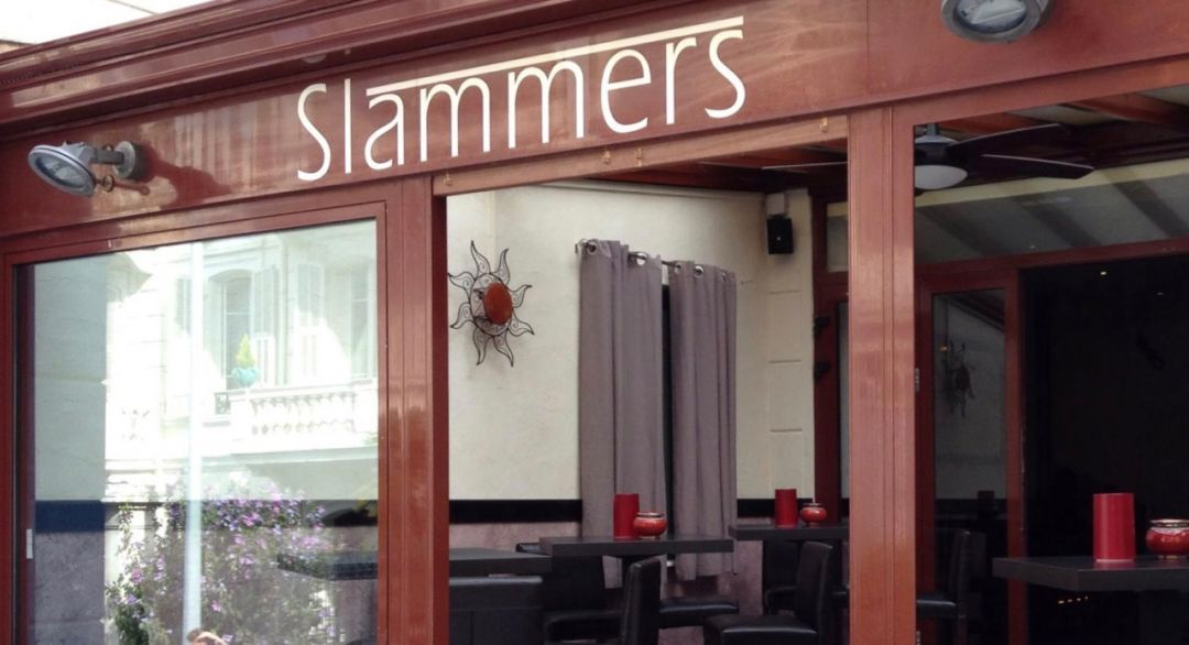 Were you at Slammers last Sunday?
