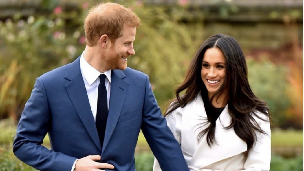 Prince Harry And Meghan Markle Sign Exclusive Netflix Deal