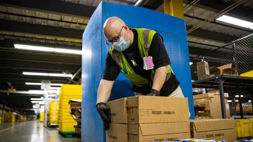 Amazon Is Hiring A Further 100,000 People To Keep Up With Pandemic-Induced Demand