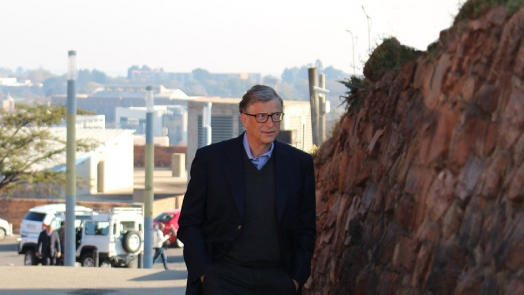 Bill Gates: U.S. Needs To 'Own Up To The Fact That We Didn't Do A Good Job'
