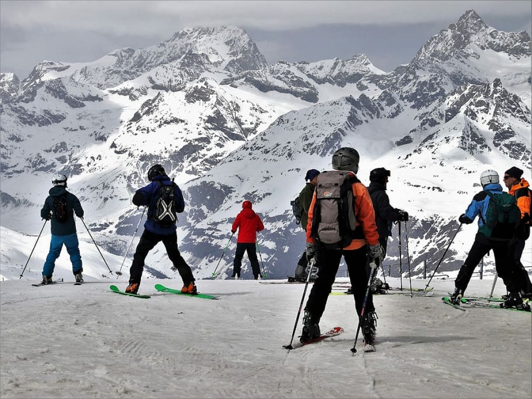 France To Crack Down On Skiers This Holiday