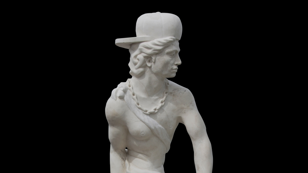 David Reincarnated And Ryzantine, Louis Carreon's Marble Monument And The Modern Movement