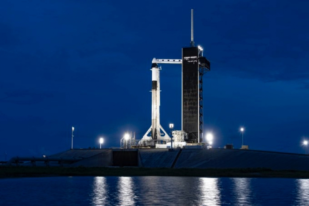 SpaceX Inspiration4 Mission Launches Four Space Tourists On Orbital Tour Of Earth
