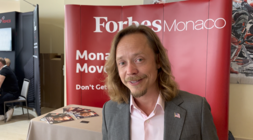 Brock Pierce Exclusive Interview For Forbes Monaco during 15th Global Family Office Investment Summit